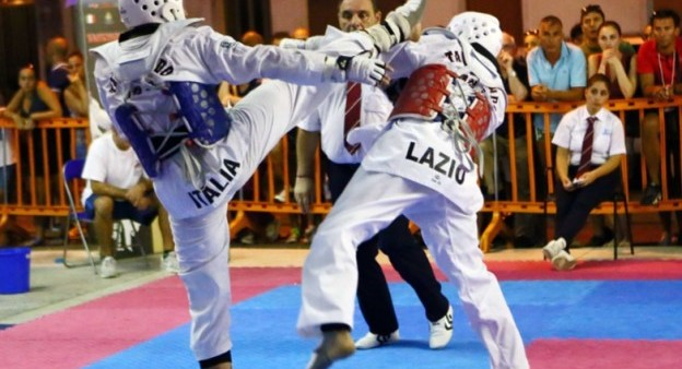 Martano taekwondo